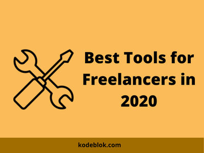 Best freelance tools